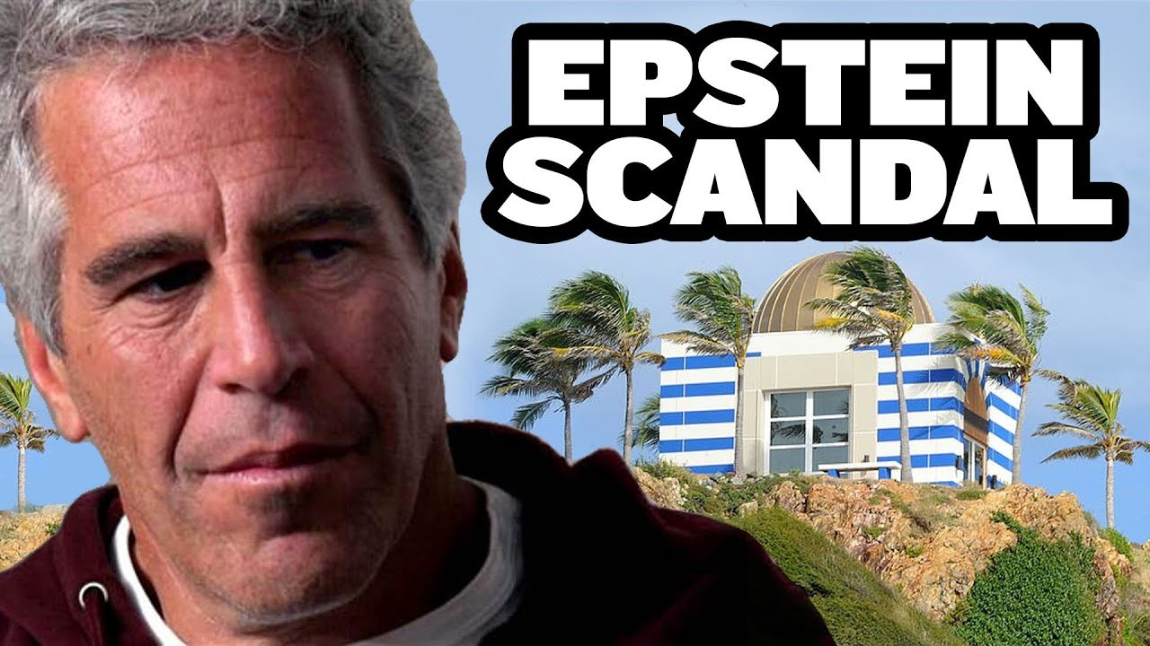 Who Will the Epstein Scandal Bring Down Next? – YouTube