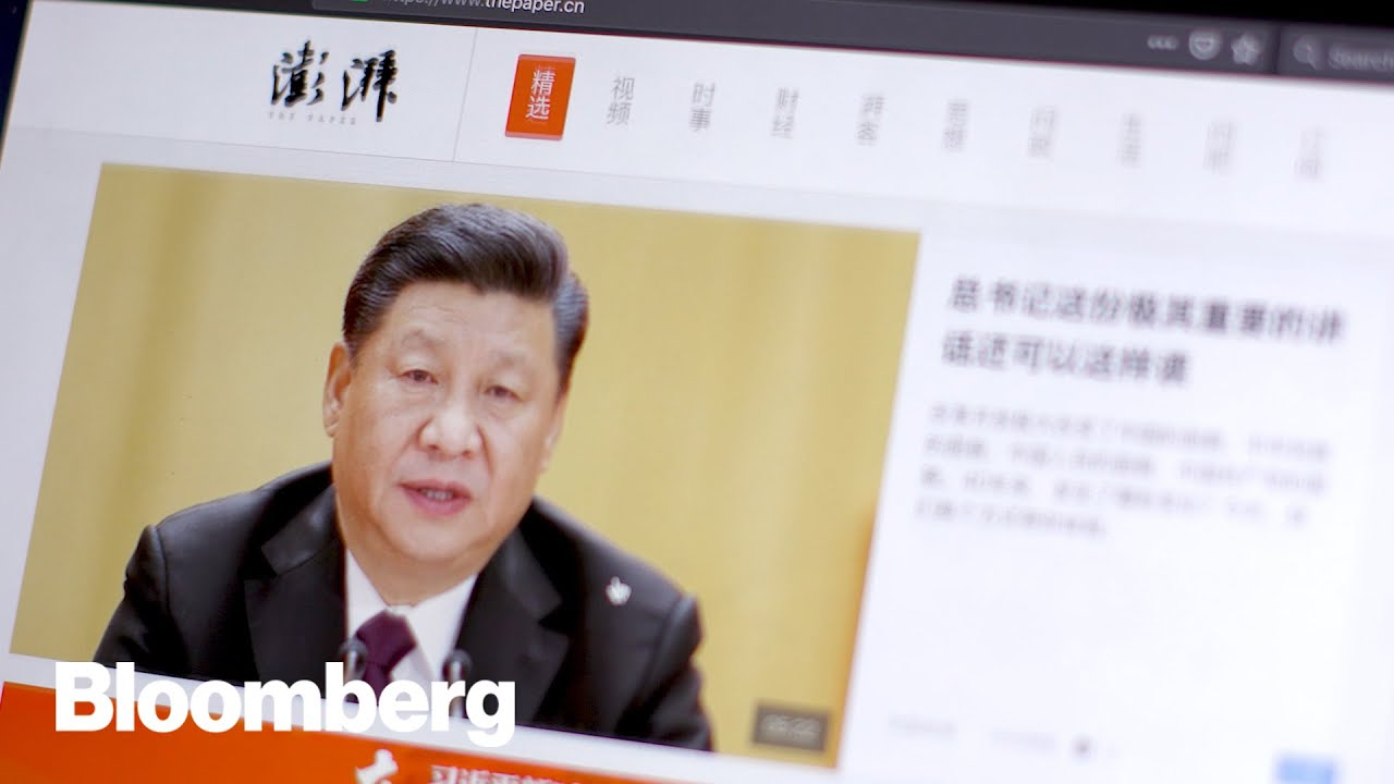 China's Vision of a Censored Internet is Spreading – YouTube
