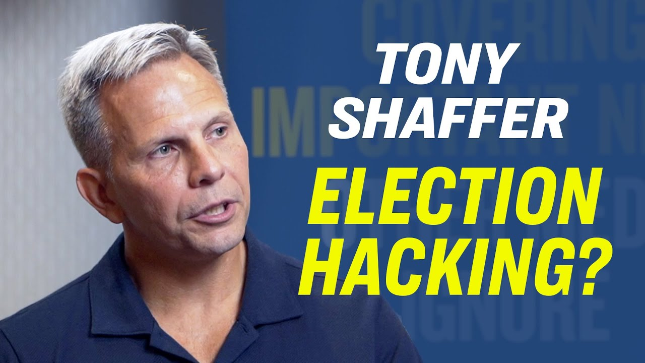 US Digital Voting Systems Are Vulnerable to Hacking—Tony Shaffer, Former Intelligence Operative