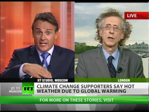 'Never mind the heat, climate change is hoax by gravy-train scientists' – YouTube