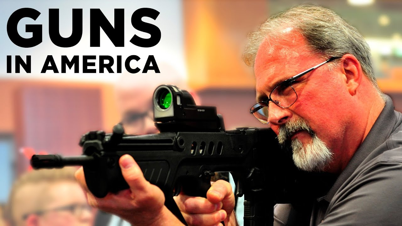 The Problem with Guns | America Uncovered – YouTube