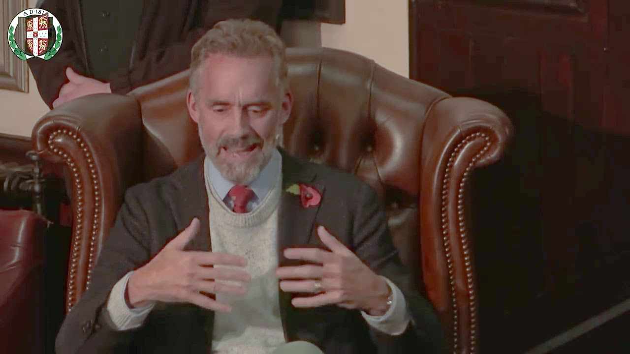 Professor Jordan Peterson on climate change and climate policy at the Cambridge Union – YouTube