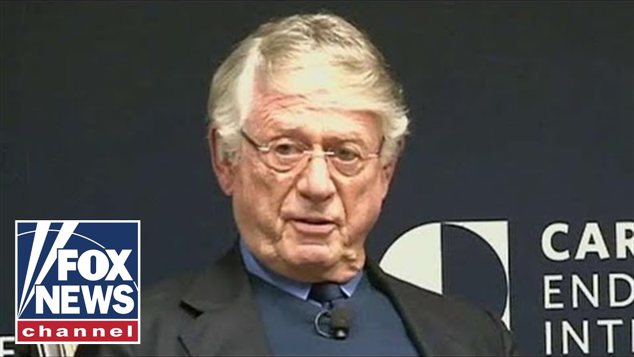 Ted Koppel calls out liberal media bias against Trump – YouTube