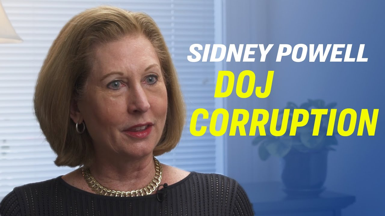 Guilty Until Proven Innocent: Mueller Upends Rule of Law, In Final Appearance—Sidney Powell – YouTube