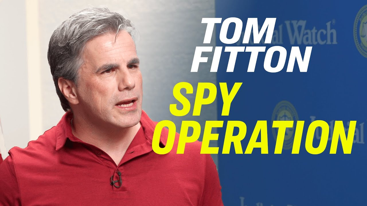 "Does the IG Report ""Exonerate"" James Comey? Judicial Watch's Tom Fitton Weighs In – YouTube"