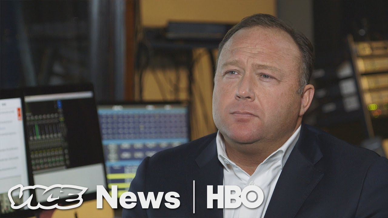 Alex Jones Says Trump Is Just The Start (HBO) – YouTube