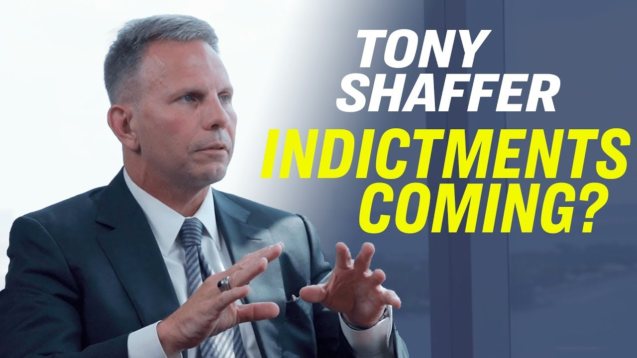 Spygate Indictments Coming, Says Former Intelligence Operative Tony Shaffer – YouTube