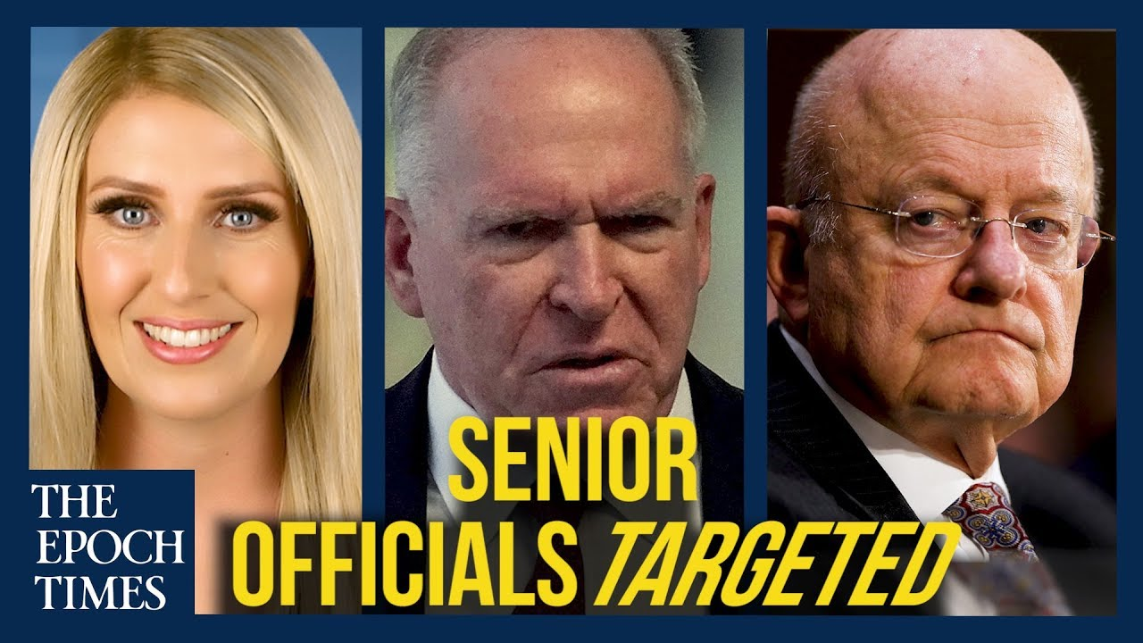 Senior Obama Officials Targeted in Spygate Investigation – YouTube