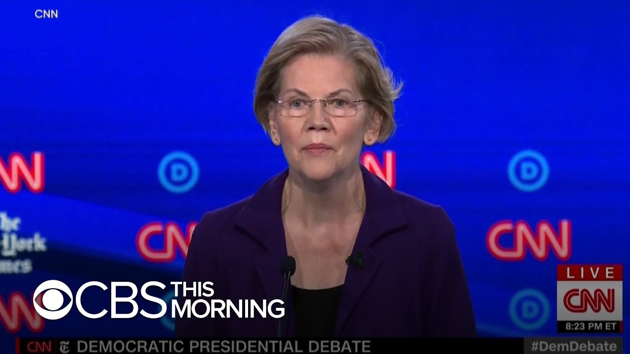 Who stood out at the third Democratic debate? – YouTube