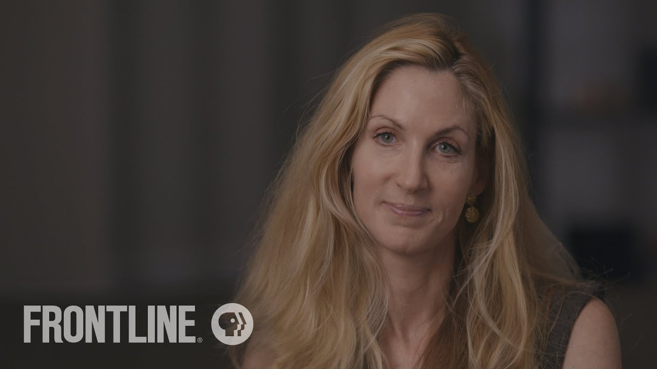 Zero Tolerance: Ann Coulter Interview | FRONTLINE – YouTube