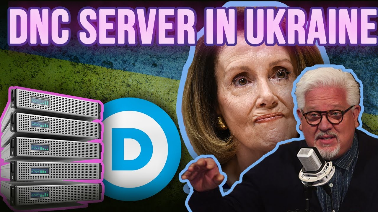 DNC CORRUPTION: What's on the hacked Democrat server in Ukraine? – YouTube