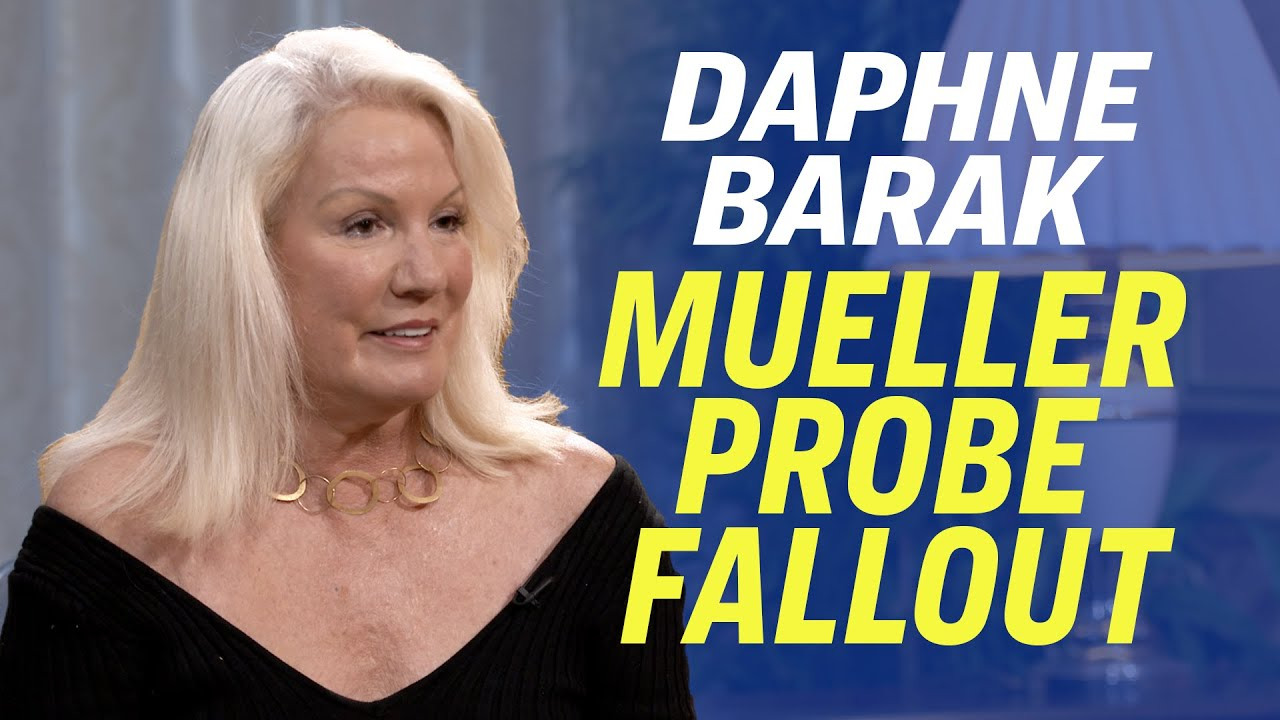 The Inside Story of Rick Gates & Why He Took a Plea Deal In the Mueller Investigation—Daphne Barak – YouTube