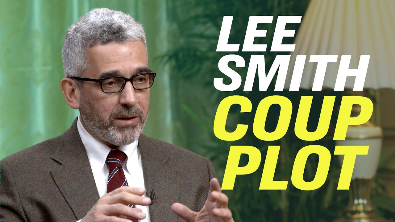 The Plot Against Trump, From Spygate to the Impeachment Inquiry—Lee Smith | American Thought Leaders – YouTube