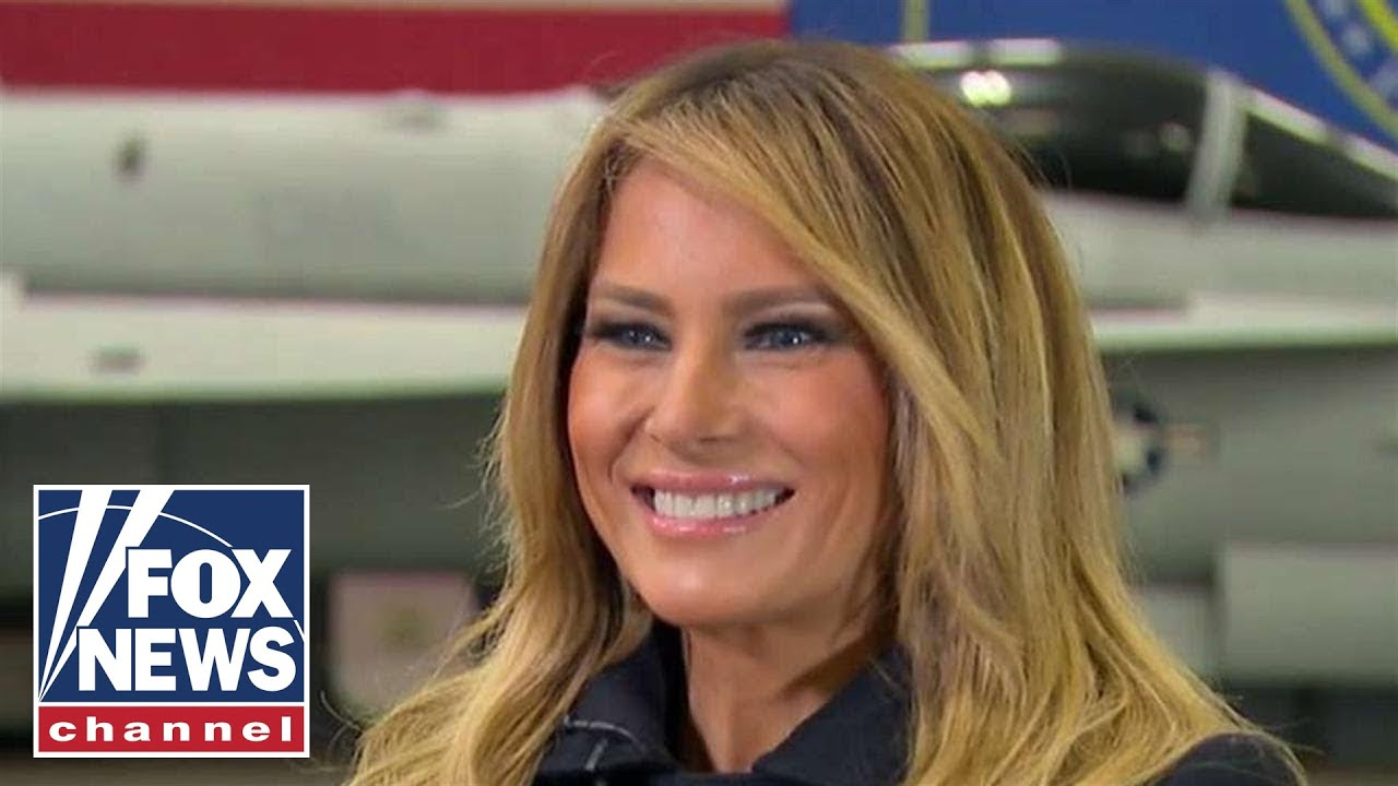 Exclusive Interview: Melania Trump sits down with Hannity – YouTube