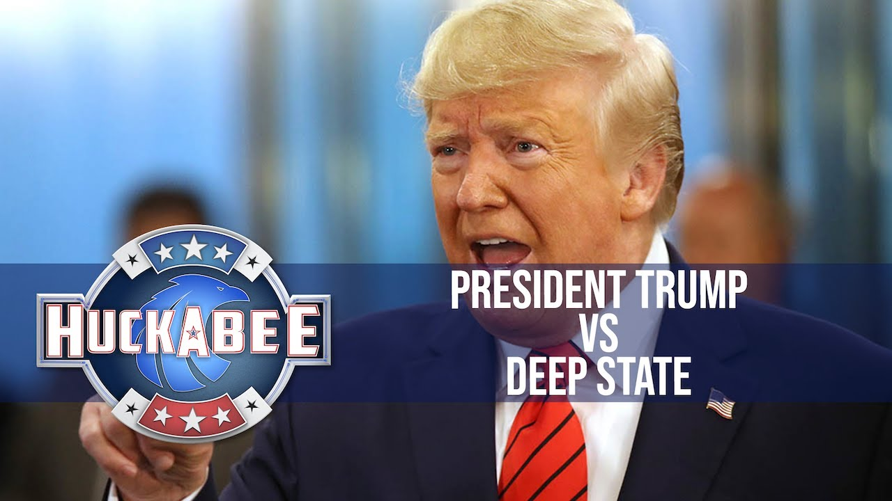Trump Is FORCING The DEEP STATE To The Surface | Huckabee – YouTube