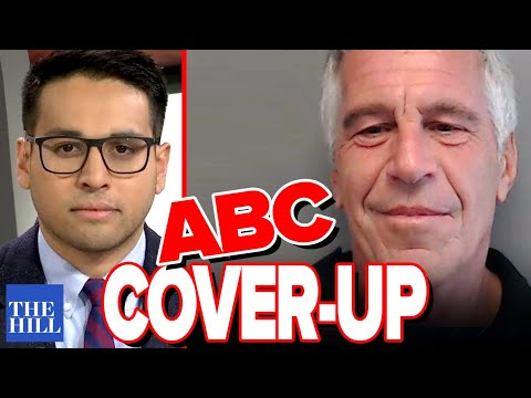 Saagar Enjeti: ABC caught red-handed covering for Epstein – YouTube