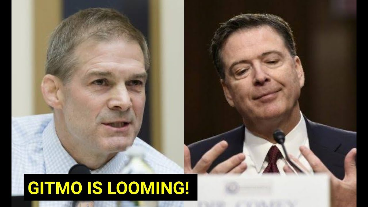 YOU WILL BE JAILED – Jim Jordan SILENCES James Comey in Congress – YouTube