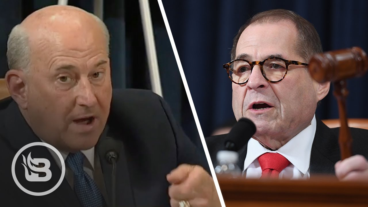 Rep. Gohmert Makes Nadler Slam Gavel in Rage as He Loses Control of Impeachment – YouTube