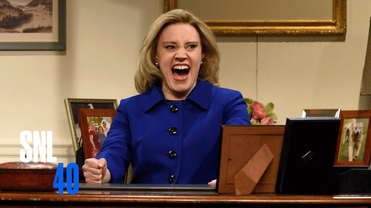 Hillary Clinton in for Election Video Cold Open – SNL – YouTube