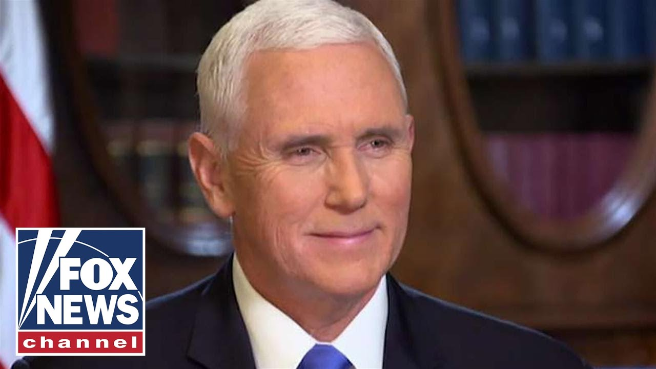 Vice President Pence sets record straight on Ukraine on 'Justice' – YouTube