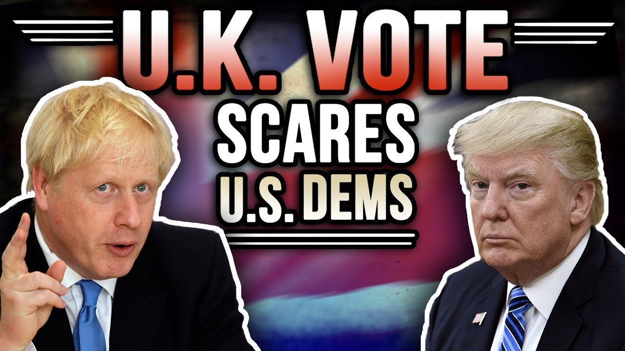 BREXIT & BORIS JOHNSON WIN IN UK: Jeremy Corbyn Defeat Should Scare US Democrats, Trump Opponents – YouTube