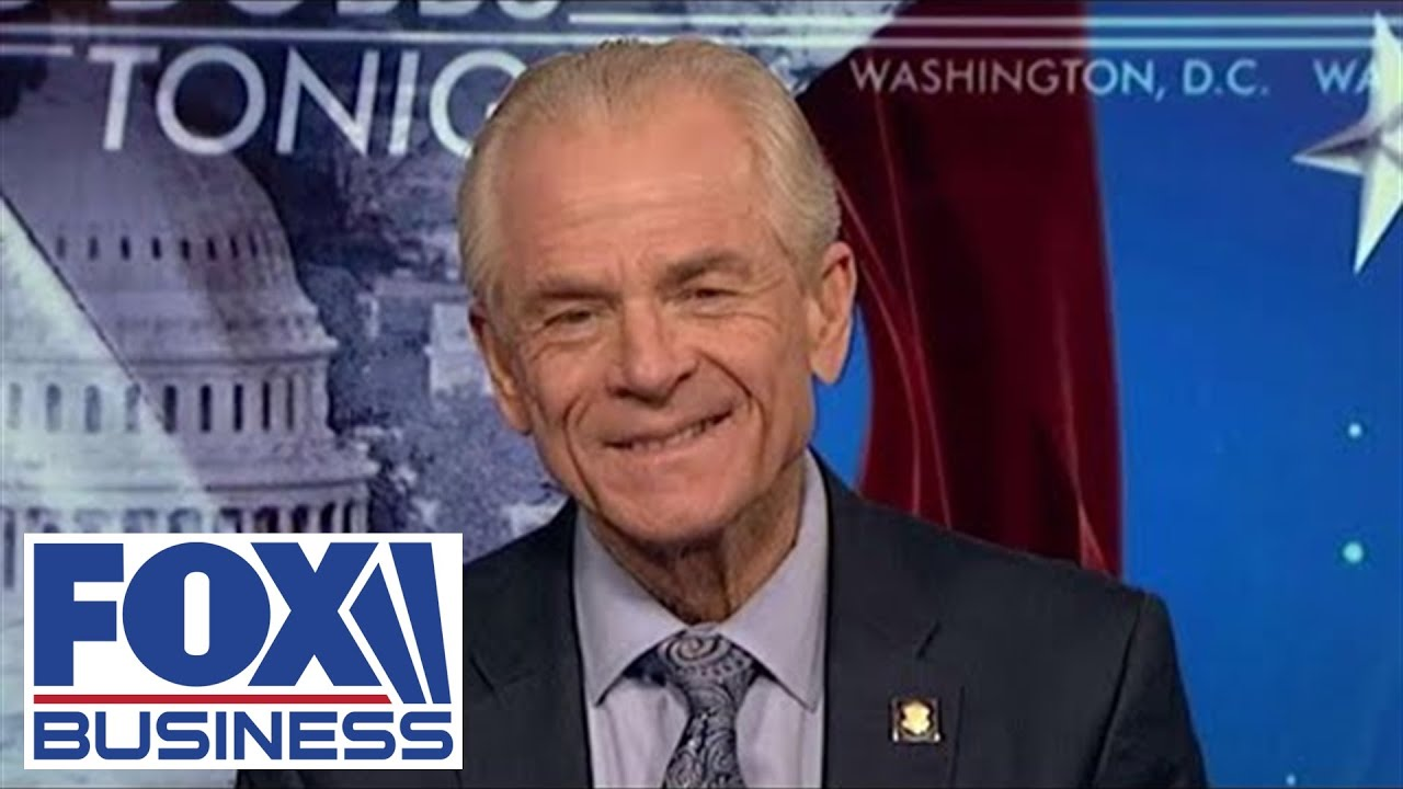 Peter Navarro praises USMCA, says China is messing with US economy – YouTube