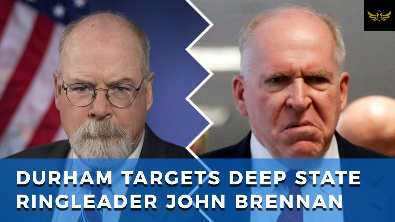 Durham wants Deep State ringleader, John Brennan's CIA call logs, emails & documents – YouTube
