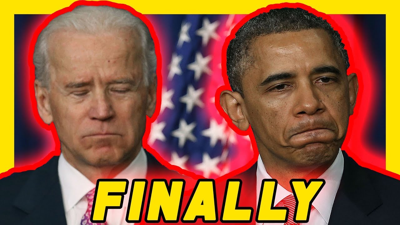 Finally – Obama / Biden Admin Under Criminal Investigation – YouTube