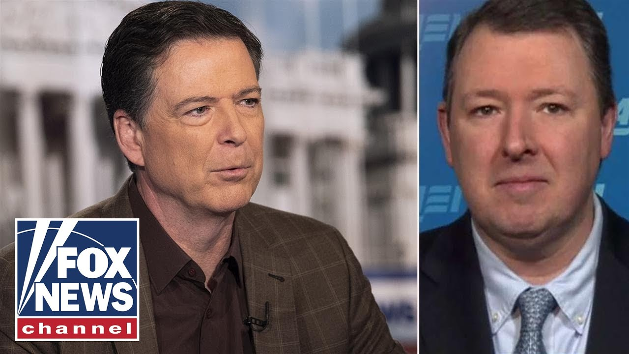 Thiessen to Comey: You weren't sloppy, you intentionally falsified evidence – YouTube
