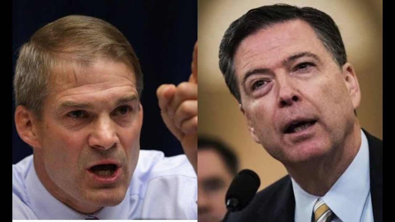 WATCH! Jim Jordan LOSES IT in Congress After Finding out James Comey Spied on Trump – YouTube