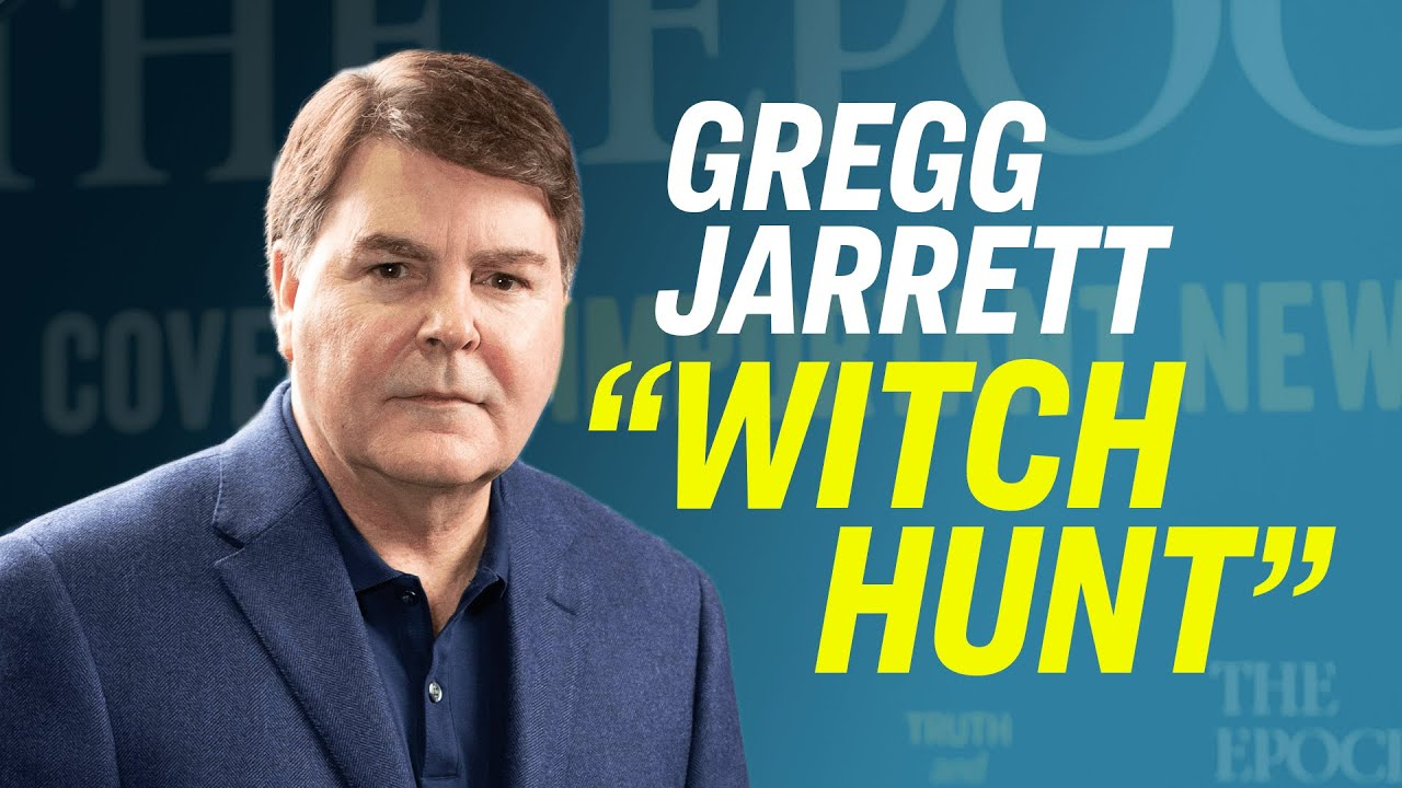 Gregg Jarrett: How the IG Report Vindicated the Nunes Memo [SAS Special] | American Thought Leaders – YouTube
