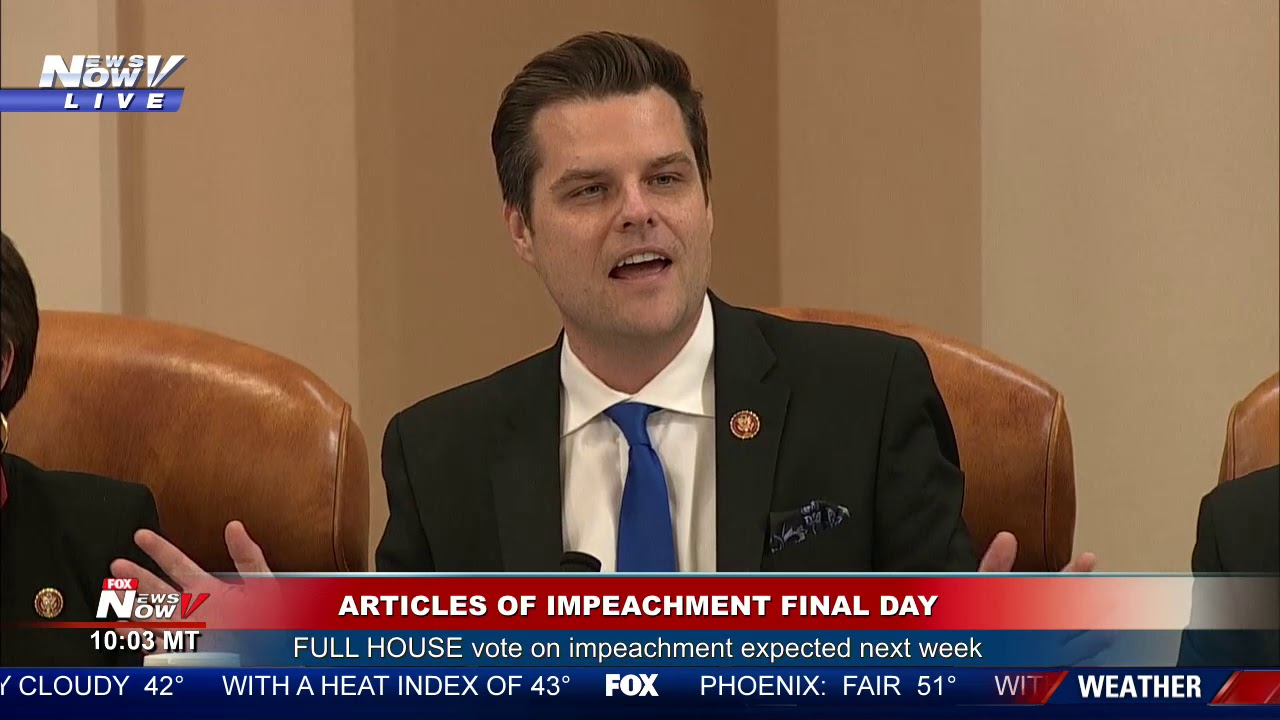 HUNTER CRACK BIDEN: Matt Gaetz EXPOSES Biden Past Issues During Impeachment Hearing – YouTube