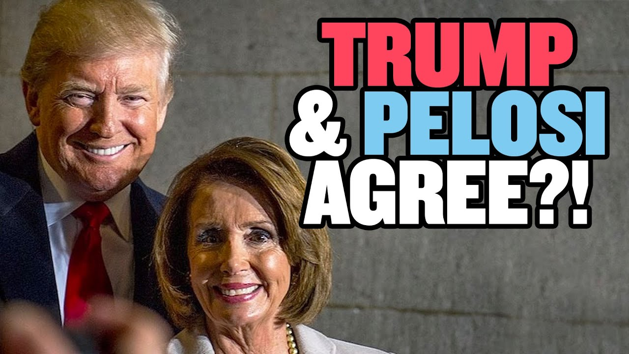 Why Did Trump and Pelosi Agree on USMCA Trade Deal? – YouTube