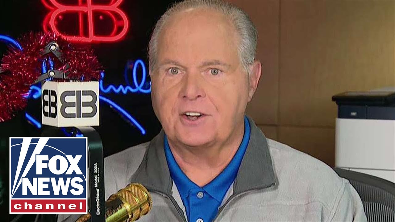 Rush Limbaugh on impeachment: We are watching pure, raw hatred – YouTube