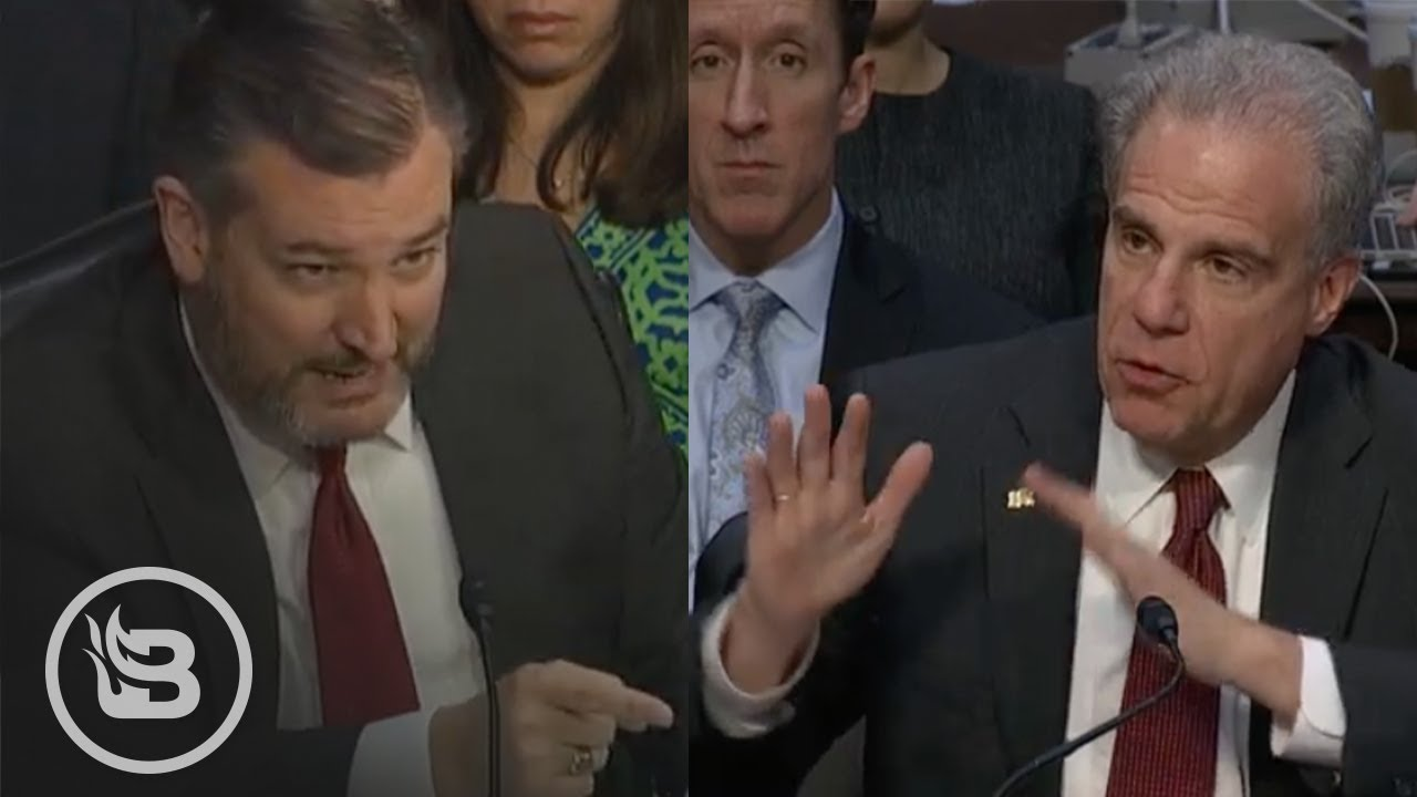 Ted Cruz EXPOSES Deep Corruption at FBI, IG Confirms It's True – YouTube