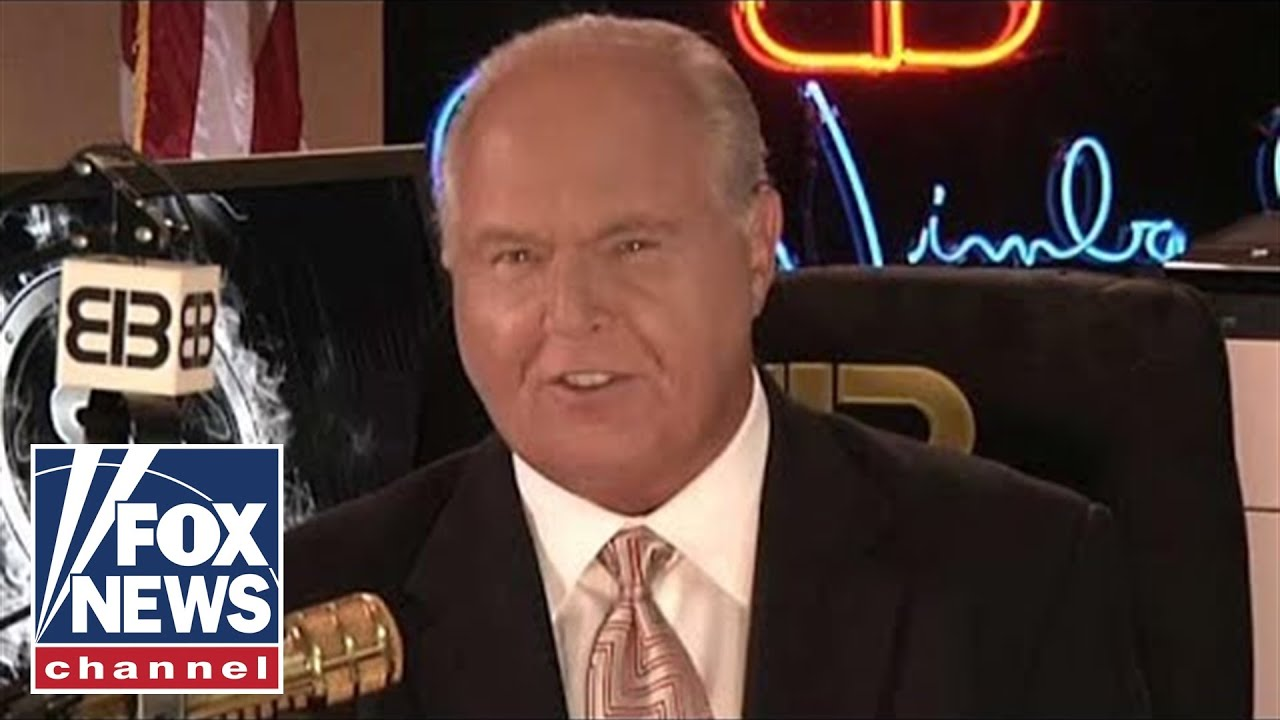 Limbaugh: The objective remains to get Donald Trump out of office – YouTube