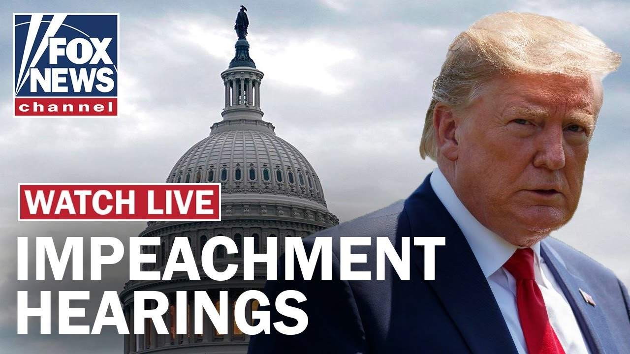 Fox News Live: House Judiciary Committee holds first impeachment hearing – YouTube