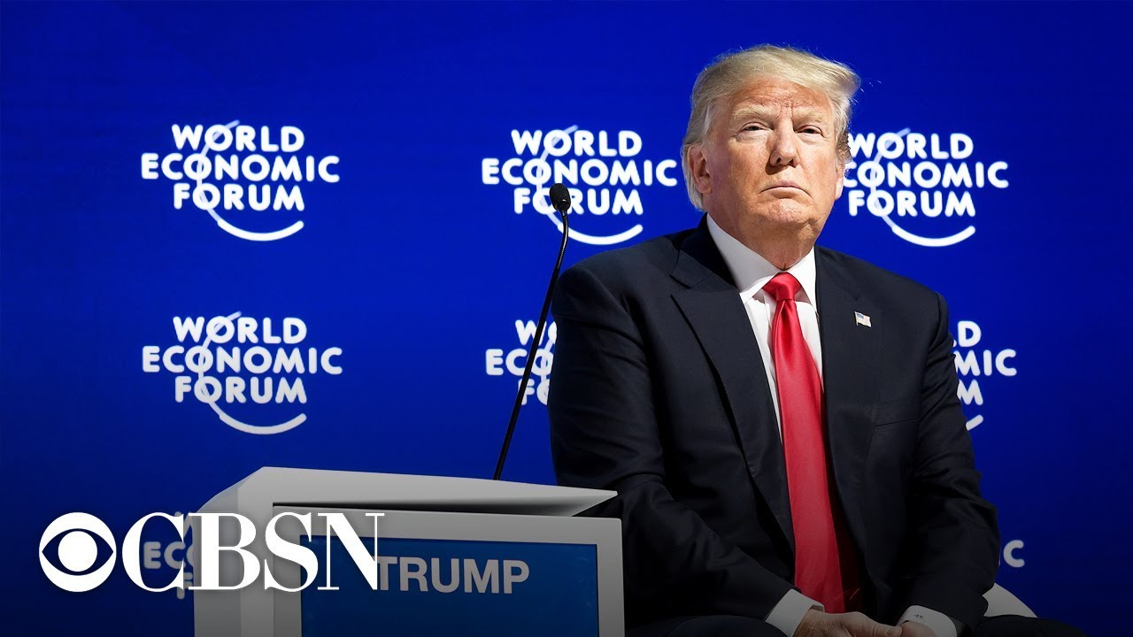President Trump Speaks At The World Economic Forum in Davos, Switzerland – YouTube