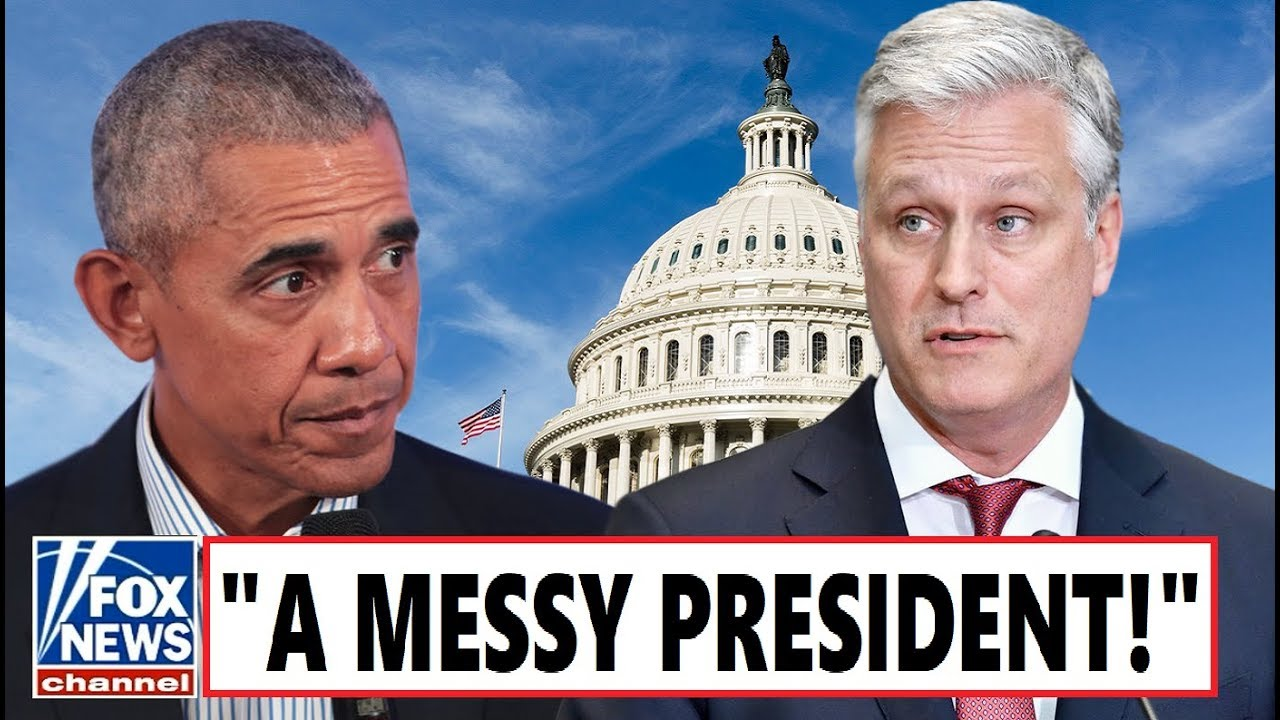Obama in SHOCK after Amb O'brien lays out his 'war crime' against Iranian women – YouTube