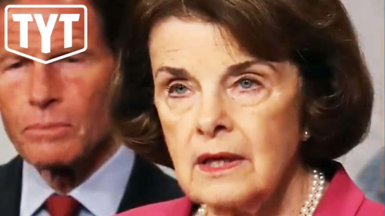 Dianne Feinstein Betrays Democratic Party – YouTube
