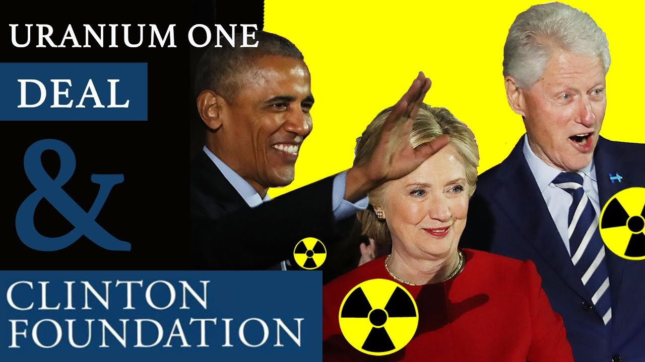 Uranium One: Shady Money and the Clinton Foundation | America Uncovered – YouTube