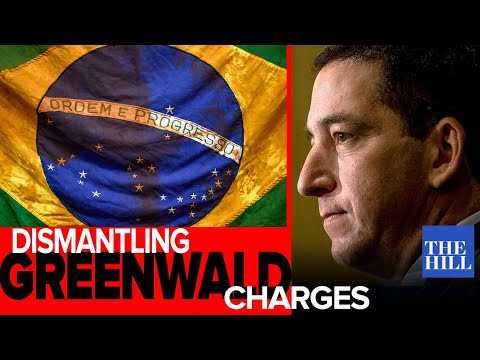 Michael Brooks: dismantling the charges against Glenn Greenwald, previews his interview with Lula – YouTube