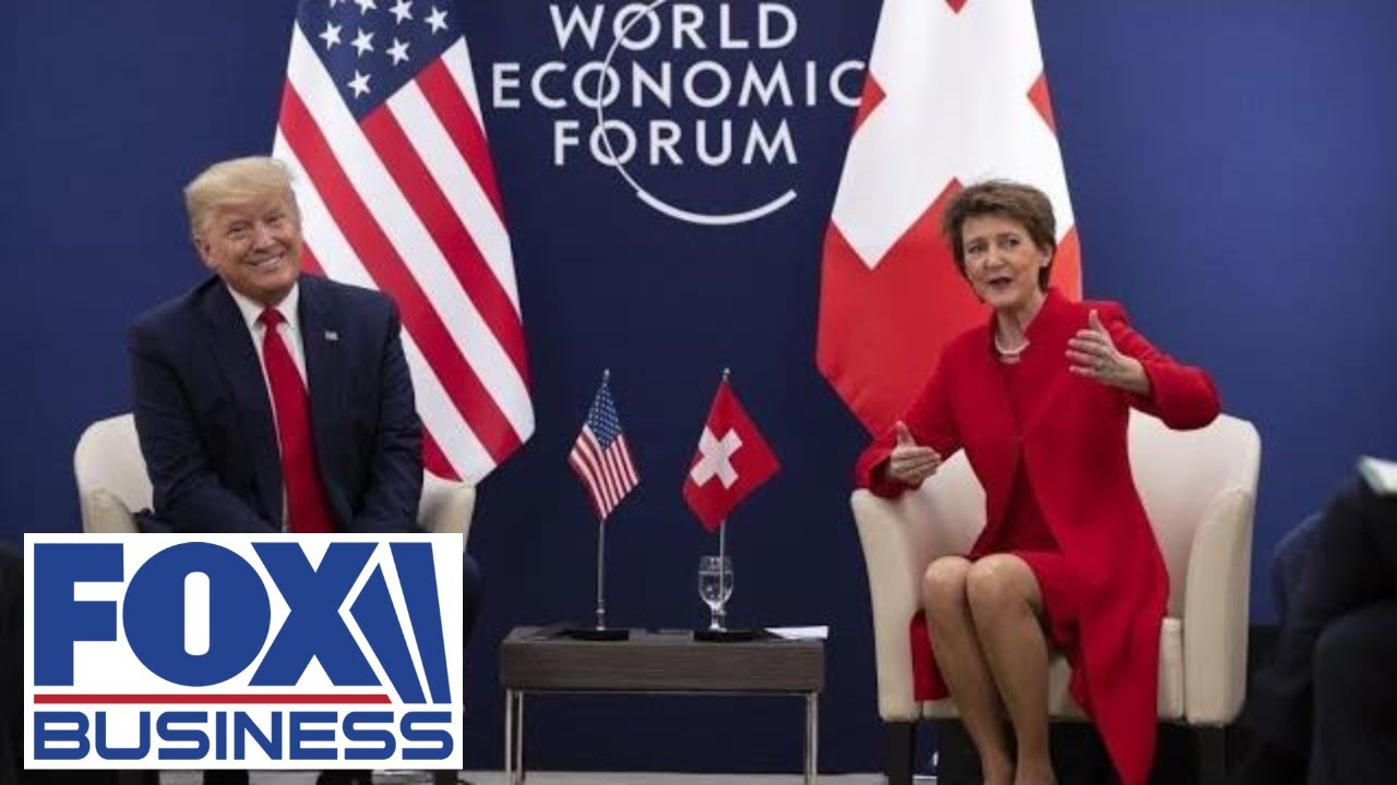 Trump teases possible Swiss trade deal – YouTube