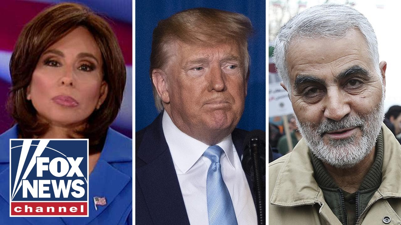 Judge Jeanine: Killing Soleimani needed to happen, Trump was the man to do it – YouTube