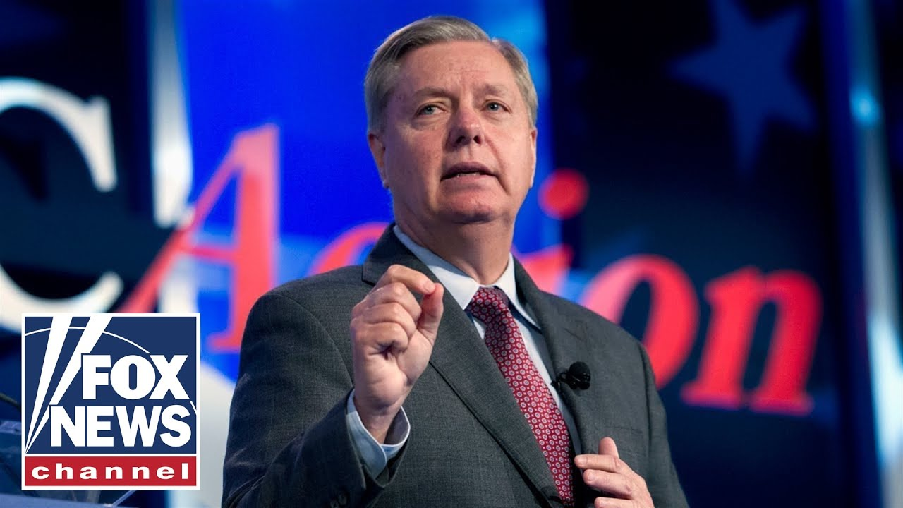 Live: Lindsey Graham, Senate GOP hold press conference on impeachment trial