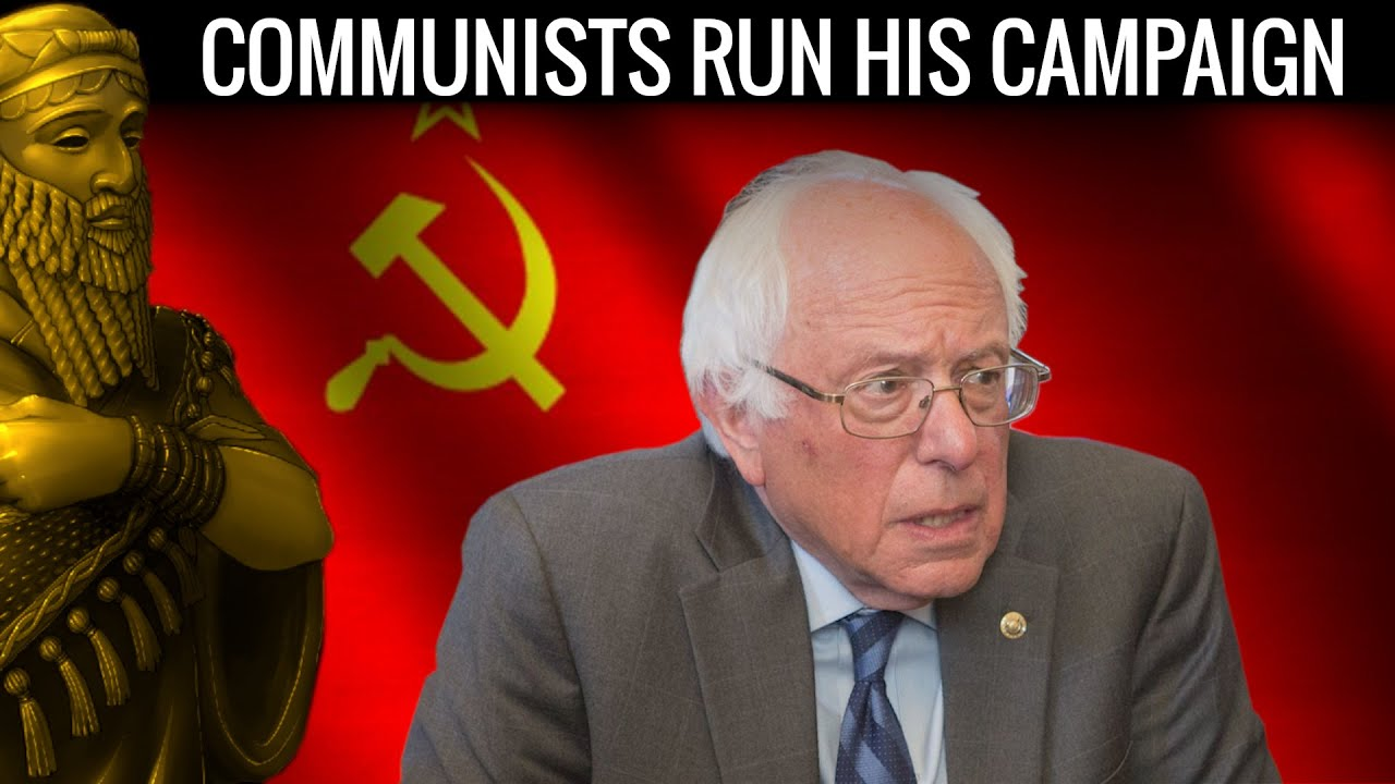 Bernie Sanders is Surrounded by Extremists – YouTube