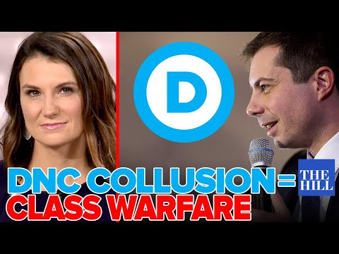 What really happened in Iowa – Krystal Ball: Pete, DNC collusion is class warfare
