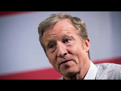 Steyer Says a Diverse Coalition Is Needed to Beat 'Dangerous' Trump – YouTube