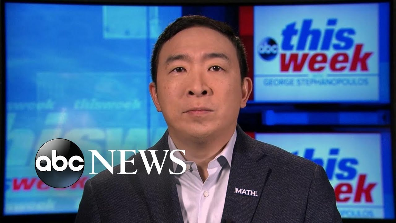 'We're going to surprise a lot of people' in Iowa caucus: Andrew Yang | ABC News