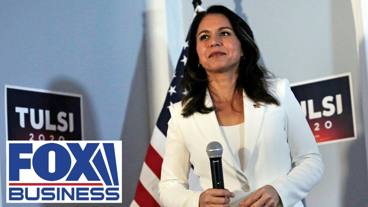 Gabbard: My campaign has been challenged by a complete media blackout